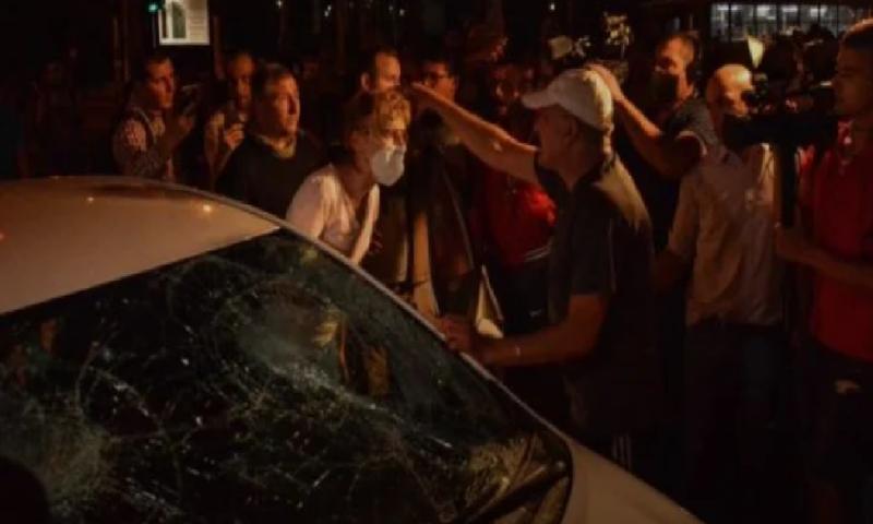 Започна се: Гражданска стража излиза срещу блокадите и безчинствата на протестиращите!