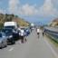 Километрични опашки на границата с Гърция