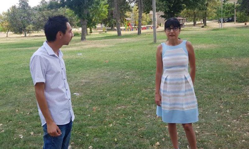 Кметът на Войнягово с депутатска подкрепа за облагородяване на селото/СНИМКИ/