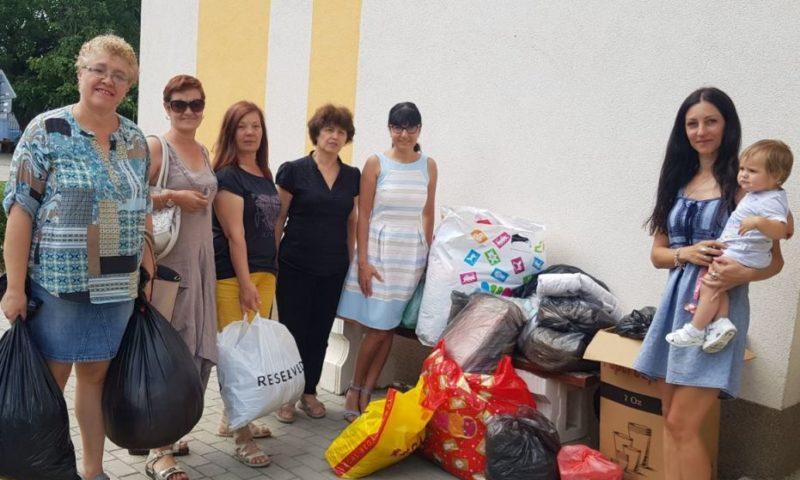 Народният представител от ГЕРБ Данка Люртова и ЖГЕРБ-Карлово направиха дарение на БЧК