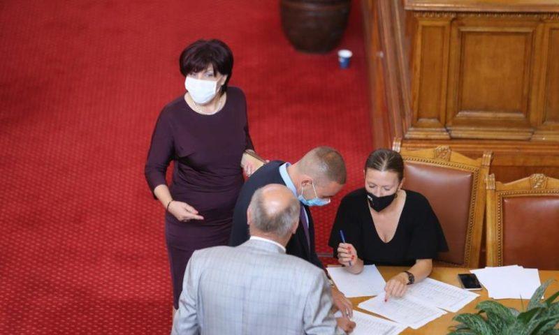 Не се събра кворум за извънредно заседание на парламента