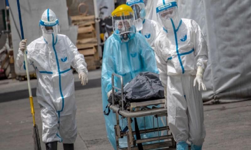 Стана ясно каква е ситуация с коронавируса в някои части на света