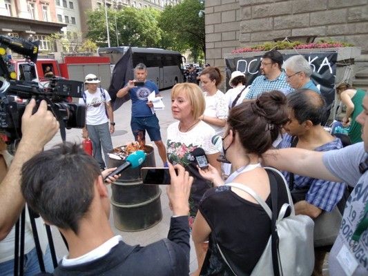 Мая Манолова: Борисов, ЦИК и Дончев сладко спинкат за машинното гласуване