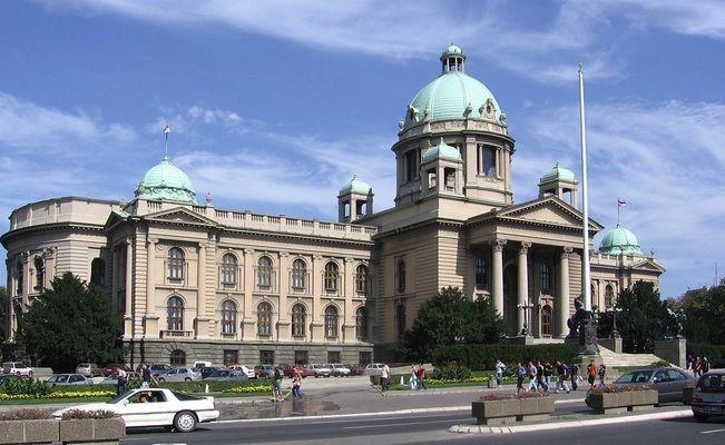 Депутатите в новия състав на сръбския парламент положиха клетва