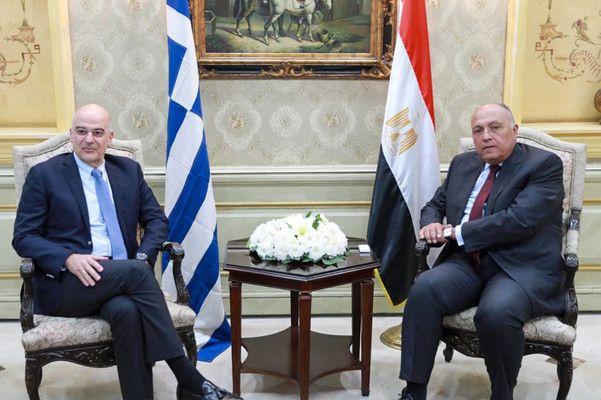 Гърция и Египет подписаха споразумение за икономическите си зони в Средиземно море