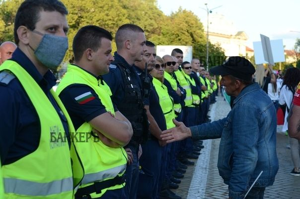 СДВР призова за мирни протести без блокади