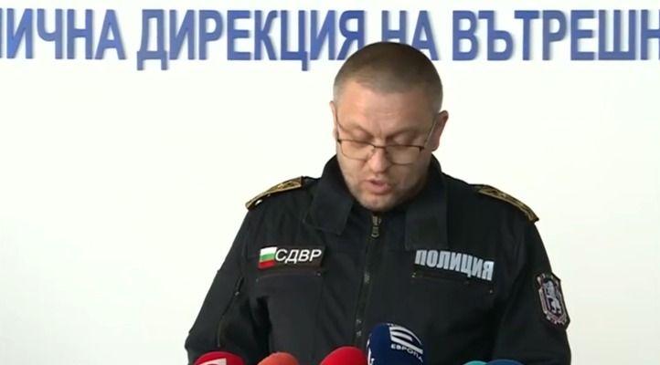СДВР увери, че барикадите и палатковите лагери в София отново ще бъдат премахнати