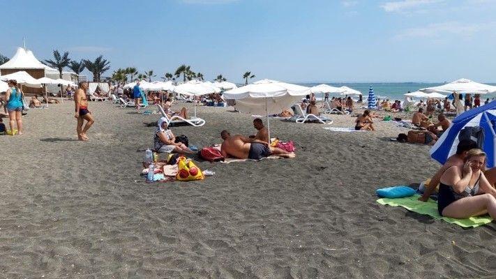 Плажът Бургас-север е чист, констатира Министерството на туризма