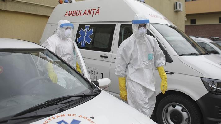 Мрачен рекорд в Румъния: 60 починали от Ковид за денонощие