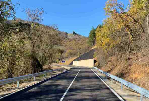 Пътната агенция е инвестирала 11 млн лева за ремонт на 25 км третокласни пътища