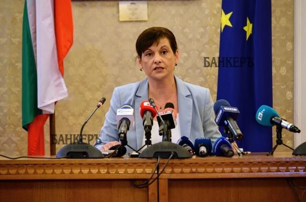 Даниела Дариткова: Не се търси конституционно мнозинство в този парламент
