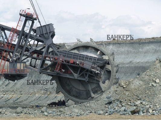 Добивът на суровини в миннодобивния бранш расте