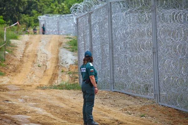 Сърбия издига ограда по границата с България