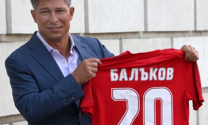 Бала: Задълженията ми стават повече! ЦСКА е име, на което трябва да отговорим (ВИДЕО)