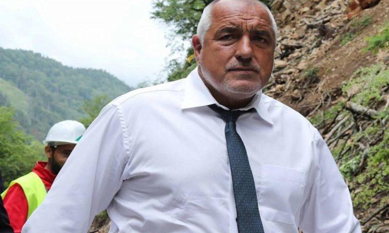 """Борисов: Президентът да посети """"Балкански поток"""" и да види """"провалената"""" държава"""