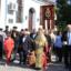 Георги Гергов и владиката на Пловдив с първа копка на черква