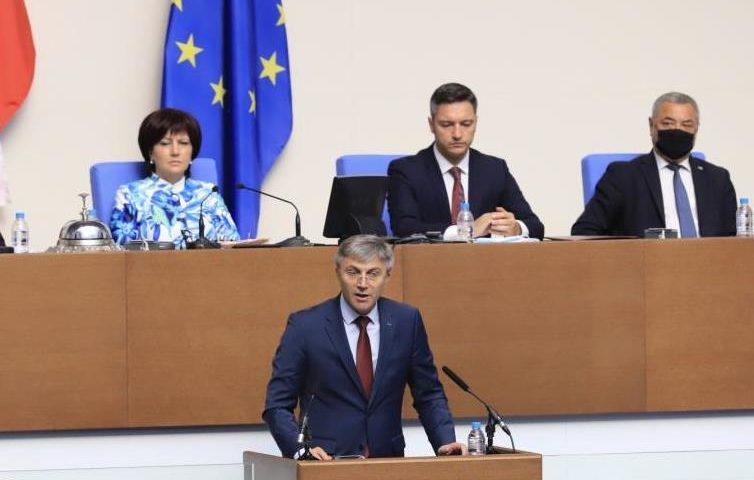 ДПС поиска оставки на правителството и на президента