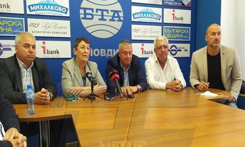 Единици са преминалите при Цветанов според седесарите в Пловдив