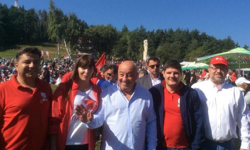 Ето как ще празнуват 9 септември червените в Пловдив и областта