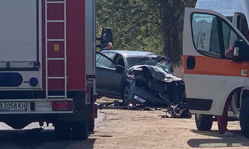 Загиналата възрастна жена край Куртово е майка на виновната шофьорка