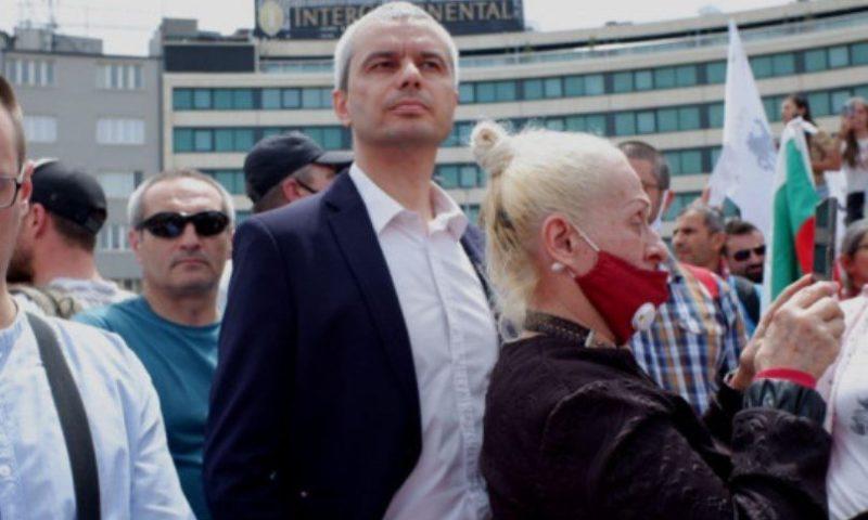 """Задържаха лидера на """"Възраждане"""" – Горещите новини на Подбалкана"""