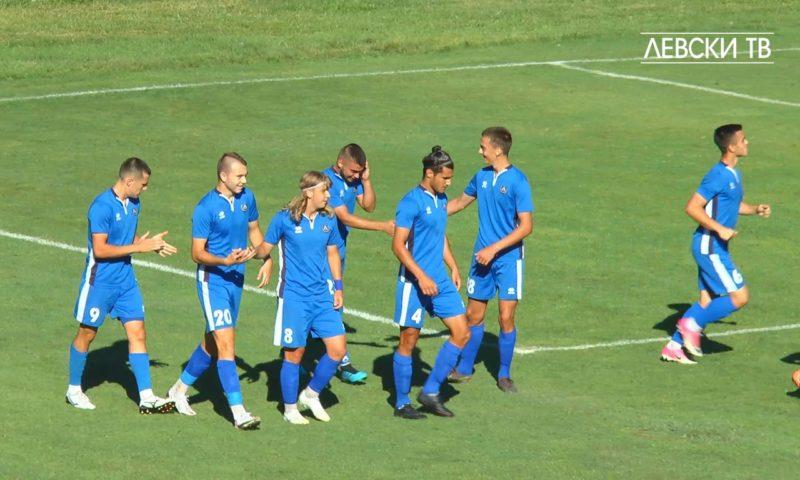 Левски удари Славия и оглави еднолично класирането в Елитната група U19 (ВИДЕО)
