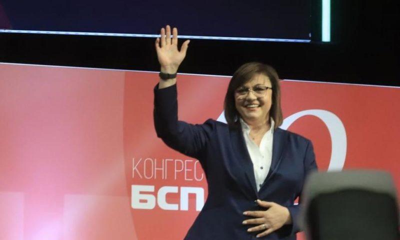 Нинова критикува десните на площада: Какъв изход предлагат? Нямат план