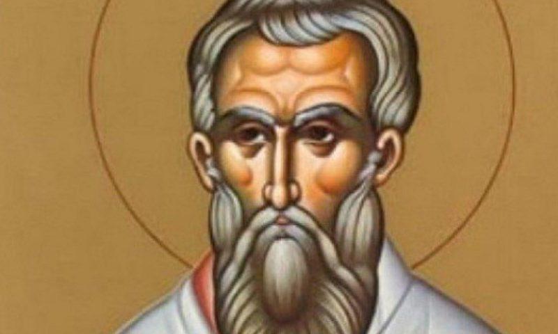 Почитаме днес светец, убит от побеснели фанатици