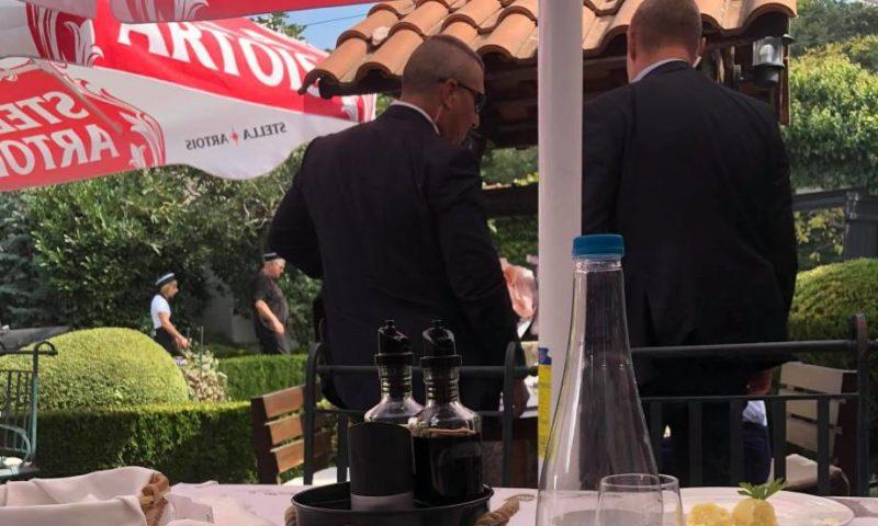 Президентът заведе Херо Мустафа на обяд в Карлово/СНИМКИ/