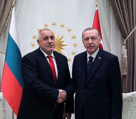 """Шпигел"": Борисов помагал на Ердоган в нарушение на международните конвенции"