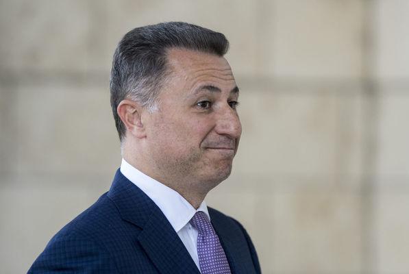 Потвърдиха присъдата на македонския експремиер Никола Груевски