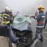 20-годишен заби колата си в дърво и уби на място двама приятели