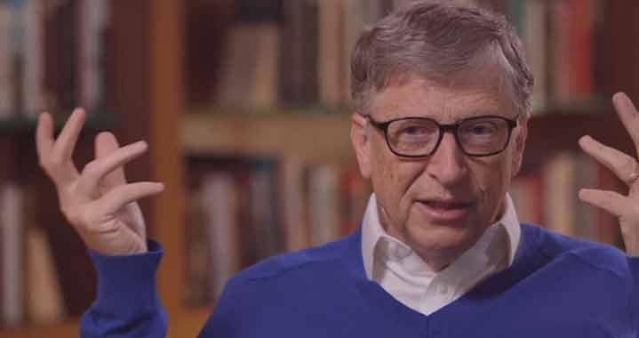 Бил Гейтс с две условия за нормален живот без ковид-19