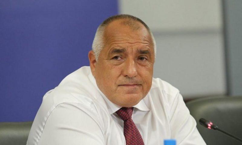 Борисов е с отрицателен тест за COVID-19, но ще се самоизолира