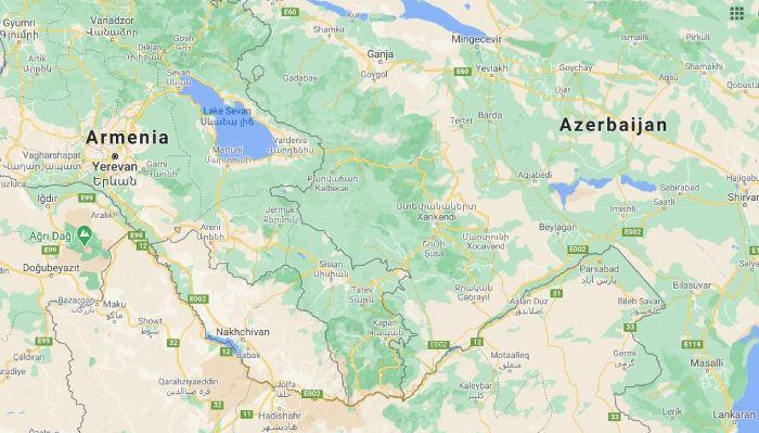 Влезе в сила прекратяване на огъня в Нагорни Карабах