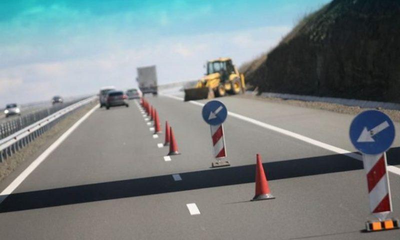 """Започва ремонтът на 12 км. в платното за Бургас на автомагистрала """"Тракия"""" след п.в. """"Белозем"""" до п.в. """"Оризово"""""""