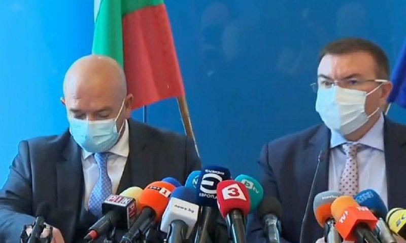 Здравният министър: България е на осмо място в ЕС по смъртност от COVID-19