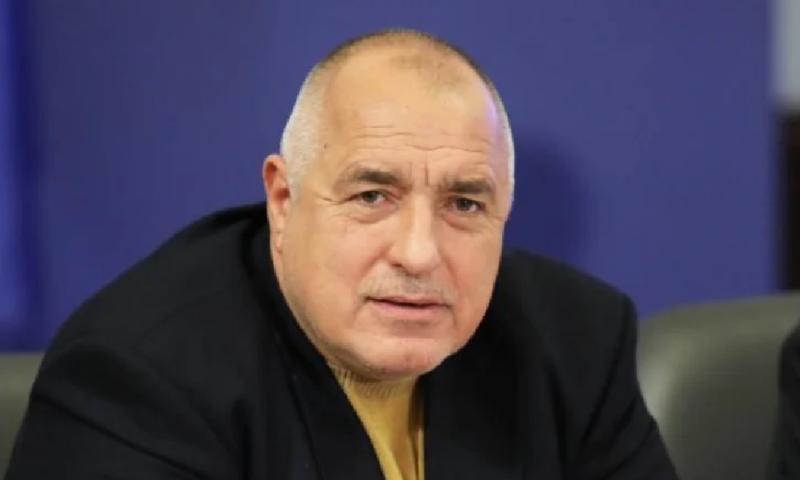 Каракачанов с информация за състоянието на Борисов