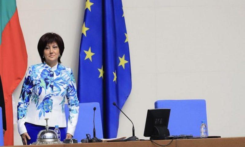Караянчева: Хората искат бюлетини, избиратели на БСП идват в офиса на ГЕРБ