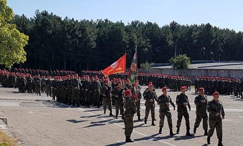 Кметът на Карлово: 61-ва Стрямска бригада е ядрото на Българската армия/ВИДЕО/