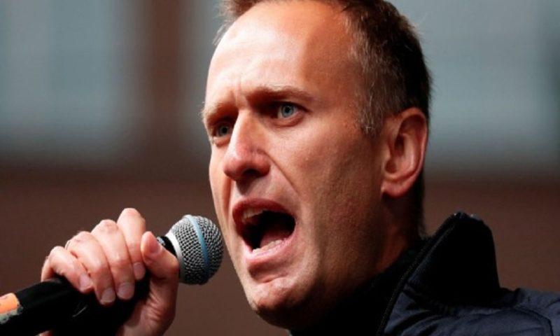 Навални обвини Путин за отравянето си