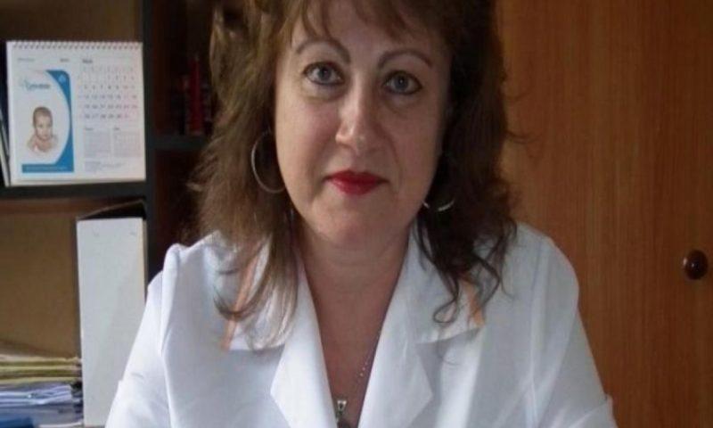 Огромна трагедия: Рано сутринта в петък е починала от К-19 д-р Петранка Лишковска, а вчера баща й