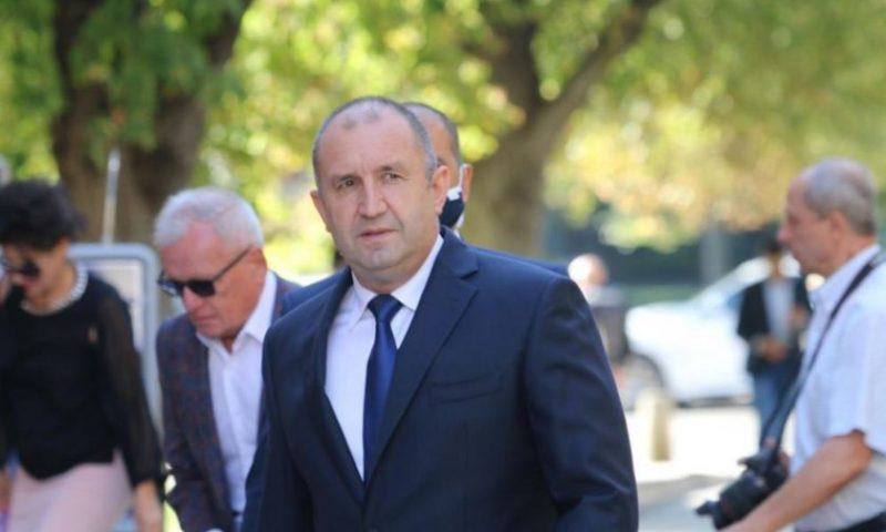 Радев: България има нужда от поне 16 нови изтребителя