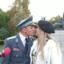 Старши лейтенант предложи брак на любимата си на военни демонстрации в Пловдив