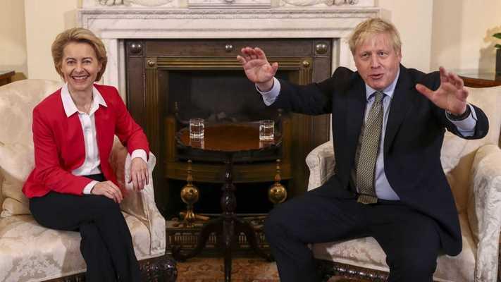 Британският премиер и шефът на ЕК смятат, че е важно да се постигне съгласие за Brexit