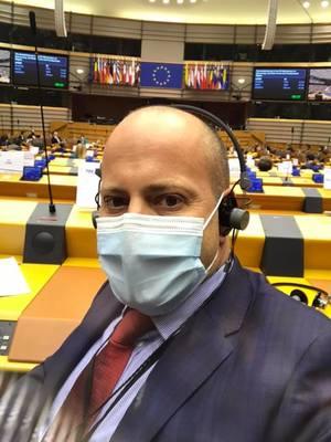 Радан Кънев към ЕП: Не позволявайте дебата за България да се превърне в предизборна партизанщина