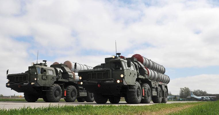 Турция може скоро да изпита зенитните системи С-400 на черноморското крайбрежие