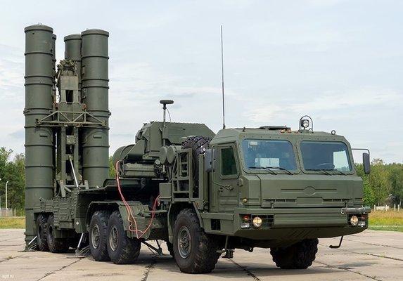 Турция тества руските ракети С-400