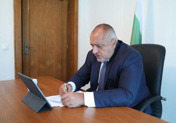 Отделяме504 млн. лв. за храна на нуждаещи се семейства, обяви Борисов
