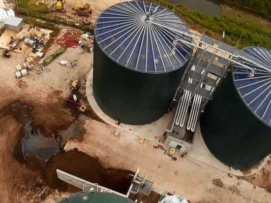 РИОСВ запечата централата за биогаз в село Труд